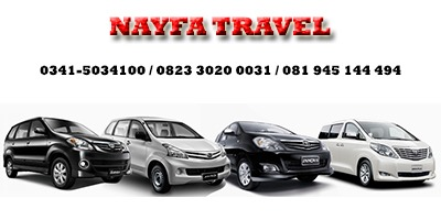 Travel Malang Surabaya di Nayfa Travel