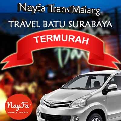 Travel Batu Surabaya